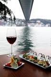 Estambul Bosphorus Fotos de archivo libres de regalías