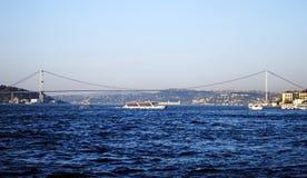 Estambul Bosphorus Fotografía de archivo libre de regalías