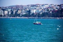 Estambul, Bosphorus Imagen de archivo libre de regalías