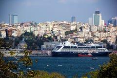 Estambul, Bosphorus Imágenes de archivo libres de regalías