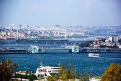 Estambul, Bosphorus Fotografía de archivo