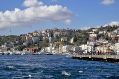 Estambul, Bosphorus, Turquía Fotografía de archivo