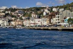 Estambul, Bosphorus, Turquía Imágenes de archivo libres de regalías