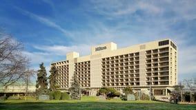 Estambul Hilton Hotel Fotografía de archivo libre de regalías