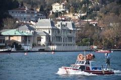 Estambul la capital de Turquía, ciudad turística del este imágenes de archivo libres de regalías