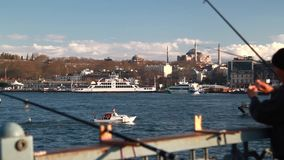 Estambul/Turquía almacen de video