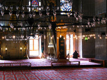 ESTAMBUL, TURQUÍA - 21 de abril de 2008 Imágenes de archivo libres de regalías