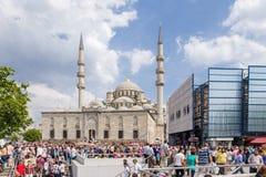 Estambul, Turquía Mezquita Yeni Cami, 1663 imágenes de archivo libres de regalías