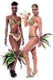 Estamos listos para el carnaval Imagenes de archivo