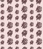 Estampado de flores de la primavera Imagen de archivo