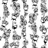 Estampado de flores inconsútil Fotos de archivo libres de regalías