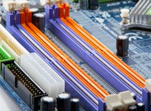 Estamper-circuit-panneau   Image stock