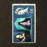 Estampille de festival de Shakespeare image stock