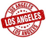 Estampille de Los Angeles illustration de vecteur