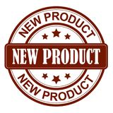 Estampille de nouveau produit illustration stock