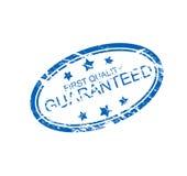 estampille de «première qualité» (VECTEUR) Photographie stock libre de droits