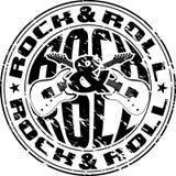 Estampille de Rnr Images libres de droits