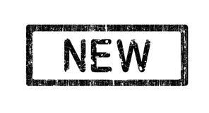 Estampille grunge de bureau - NEUVE Images stock