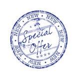 estampille spéciale d'offre Image libre de droits