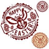 Estampilles de Pâques Image stock