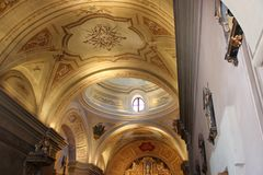Estancia иезуита стоковые изображения