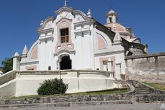 Estancia иезуита стоковая фотография