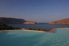 Estancia en Creta Foto de archivo libre de regalías