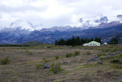 Estancia, Patagonia Immagine Stock