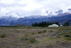 Estancia, Patagonia Stockbild