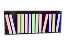 Estante Imagen de archivo libre de regalías