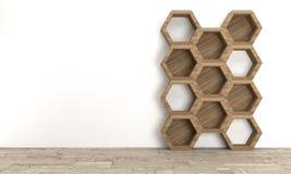 Estante, representación 3D Imagenes de archivo