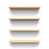 estantes Imagen de archivo