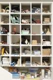 Estantes de la herramienta Fotos de archivo