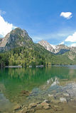 Estany de Sant Maurici Royalty Free Stock Image