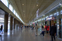 Estação de caminhos-de-ferro de Veneza Fotos de Stock