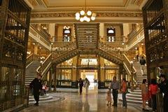 Estação de correios principal Cidade do México Imagens de Stock Royalty Free