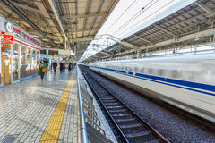 Estação de Kyoto Imagem de Stock