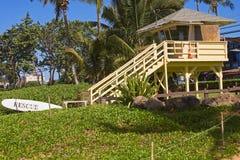 Estação do Lifeguard Fotos de Stock Royalty Free