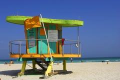 Estação do Lifeguard Imagens de Stock Royalty Free