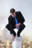 Estar no papel Foto de Stock Royalty Free