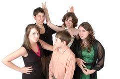 Estarolas adolescentes Fotografia de Stock