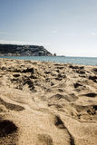 Estartit beach. Girona, Spain Royalty Free Stock Photo