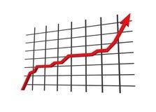 Estatísticas Imagem de Stock Royalty Free