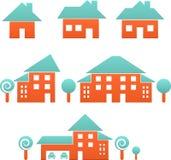 Estate stock illustration