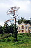 The estate of the baron von-Derwis in Kiritsakh. Nowadays tubercular sanatorium. Ryazan region. Stock Photography