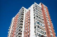 Estate building Stock Image