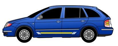 Estate car royalty free stock image