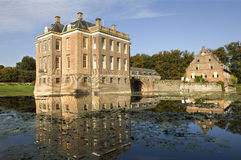 Estate and castle Middachten, Netherlands Royalty Free Stock Photos