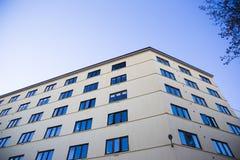 Estate 5 degli appartamenti di Oslo Fotografie Stock