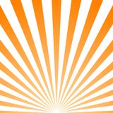 Estate del fondo del modello dello sprazzo di sole del raggio del fascio di Sun Modello di estate di lustro royalty illustrazione gratis
